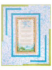 EXCLUSIVELY ANNIE'S QUILT DESIGNS: How Great Thou Art Quilt Pattern