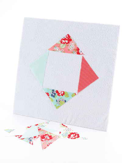 PROP-IT Quilt Block Assembly Easel