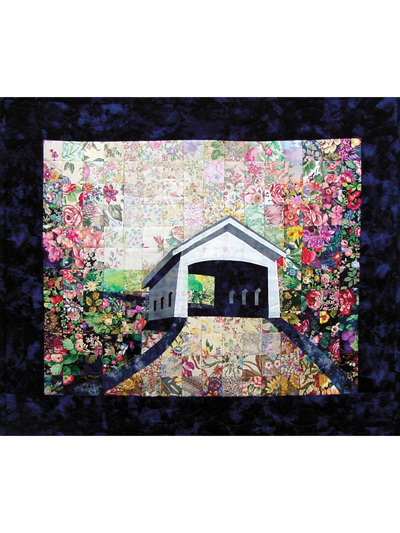 Covered Bridge Quilt Kit