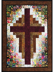 At the Cross Quilt Kit