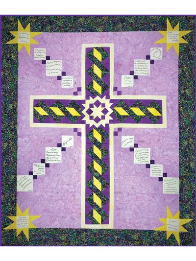Rejoice Quilt Pattern