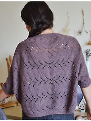 Iris Shrug Knit Pattern