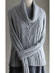 Milkweed Pullover Knit Pattern