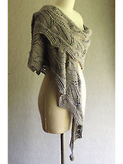 Oakberry Shawl Knit Pattern