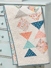 Triangle Affair Quilt Pattern