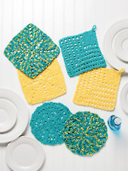 Handy Dishcloths Kit