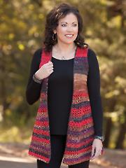 Enduring Vest Crochet Pattern