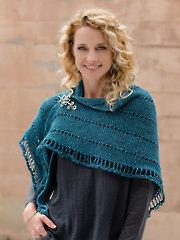 Eyelet Shawl Crochet Pattern