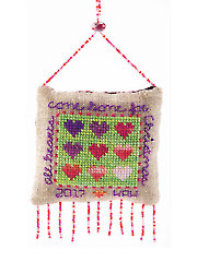 Heartful Cross Stitch Pattern