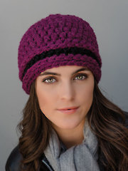 Take 60 Hat Crochet Pattern