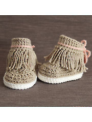 Dakota Sneakers Crochet Pattern