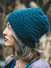 Quill Hat Knit Pattern