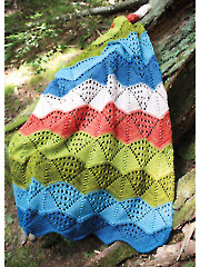 LoveQuist Baby Blanket Knit Pattern