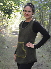Mori Jumper Knit Pattern