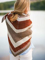 Bradway Shawl Knit Pattern