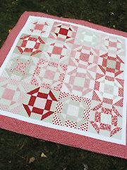 Shoo-Dash Quilt Pattern