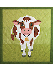 Calliope Cow Quilt Pattern