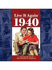 Live it Again: 1940