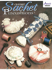 Crochet Sachet Pincushions