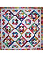 Sizzle Quilt Pattern