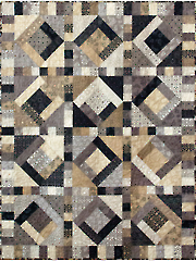 Stepping Stones Quilt Pattern