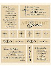 "Abundant Grace Panel 36"" x 44"""