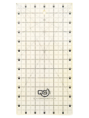 "Nonslip 6"" x 12"" ruler"