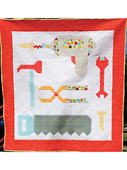 Tools, Baby! Quilt Pattern