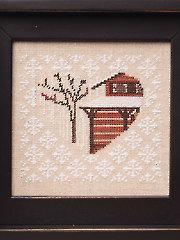 Loving Home Cross Stitch Pattern