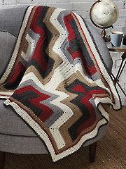 Navajo Hills Lap Robe