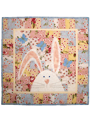 Bargello Bunny Quilt Pattern