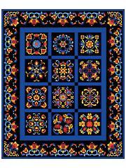 Fiesta! Quilt Pattern