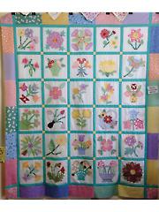 Vintage Sampler Quilt Pattern