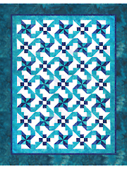Spinning Pinwheels Quilt Pattern