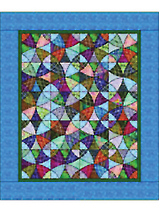 Winding Ways Quilt Pattern