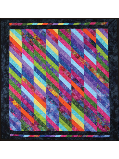 Bali Spice Quilt Pattern