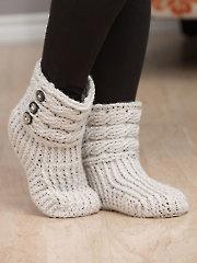 ANNIE'S SIGNATURE DESIGNS: Helix Crochet Boots