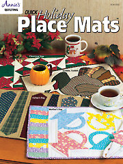 Quick Holiday Place Mats