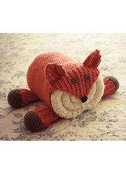 Fox Blanket Bundler