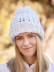ANNIE'S SIGNATURE DESIGNS: Gold Medal Crochet Hat