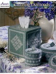 Dazzling Diamonds Vanity Set