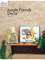 Jungle Friends Decor