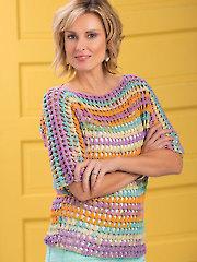 Key West Sweater Crochet Pattern