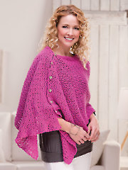 Shape-Shifter Wrap Crochet Pattern