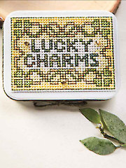 Lucky Charms Cross Stitch Pattern