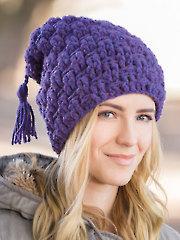 Rhinebeck Hat Crochet Pattern