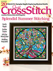 Just CrossStitch May/June 2018