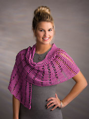 Pegasus Wrap Crochet Pattern
