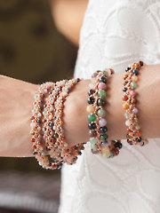 Turkish Crochet Bracelets & Watchband pattern