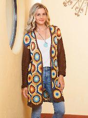 Circle All That Apply Jacket Crochet Pattern